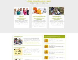 nº 5 pour Re-Design landingpage of a productive wordpress website par aryamaity