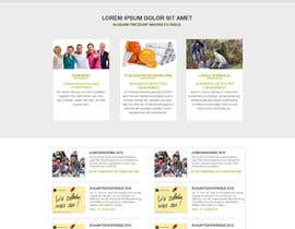 nº 7 pour Re-Design landingpage of a productive wordpress website par aryamaity