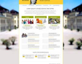 nº 3 pour Re-Design landingpage of a productive wordpress website par rendez
