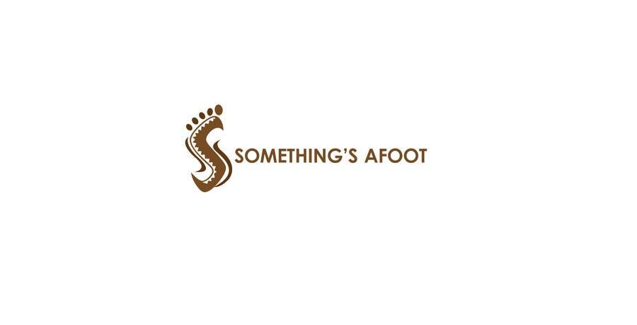 Konkurrenceindlæg #                                        20                                      for                                         Design a Logo for Somethings Afoot