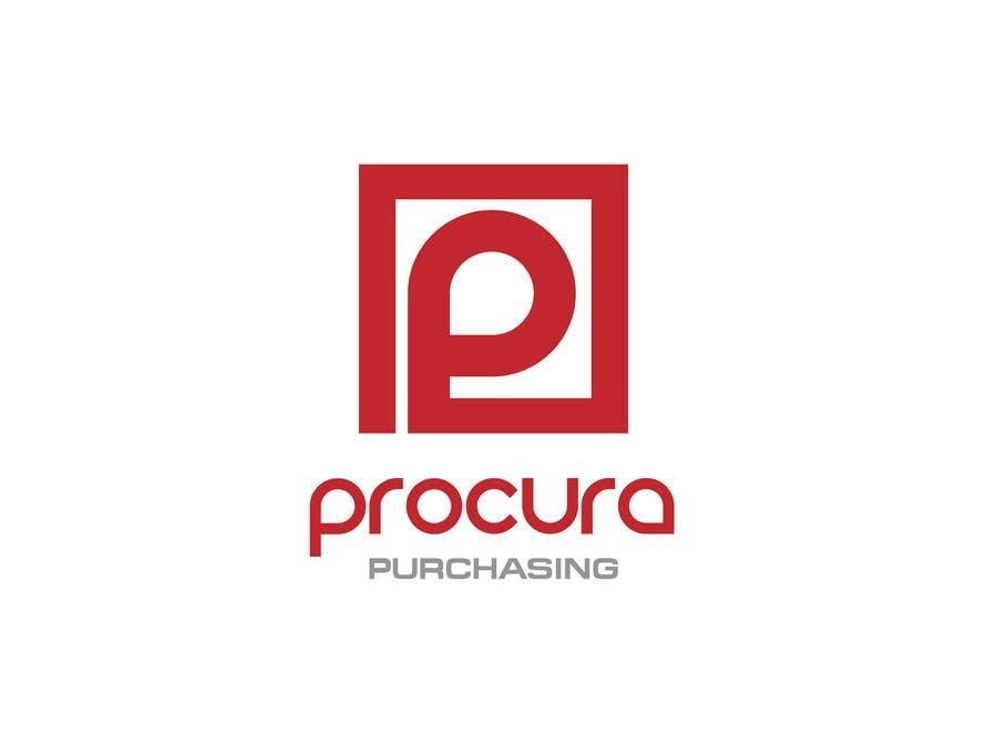 Penyertaan Peraduan #180 untuk Design a Logo for Procura Purchasing