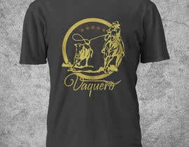 nº 29 pour Design a T-Shirt for Vaquero clothing par Franstyas