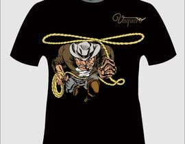 nº 10 pour Design a T-Shirt for Vaquero clothing par prod347