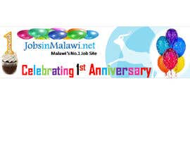 #29 for HAPPY BIRTHDAY JOBSINMALAWI.NET af shristisandhya1