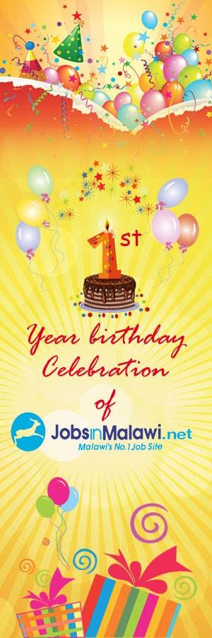 Konkurrenceindlæg #                                        18                                      for                                         HAPPY BIRTHDAY JOBSINMALAWI.NET