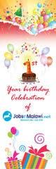 Konkurrenceindlæg #                                                21                                              billede for                                                 HAPPY BIRTHDAY JOBSINMALAWI.NET