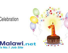 #22 para HAPPY BIRTHDAY JOBSINMALAWI.NET por sumantechnosys
