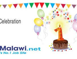 #23 para HAPPY BIRTHDAY JOBSINMALAWI.NET por sumantechnosys
