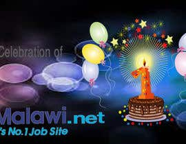 #28 for HAPPY BIRTHDAY JOBSINMALAWI.NET af sumantechnosys