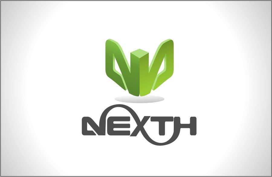Inscrição nº                                         48                                      do Concurso para                                         Logo Design for nexth