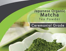 #33 for Create Packaging Design for Matcha Tea Product af Arturios505