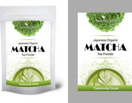 #29 for Create Packaging Design for Matcha Tea Product by Obscurus