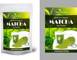 #30 for Create Packaging Design for Matcha Tea Product by Obscurus