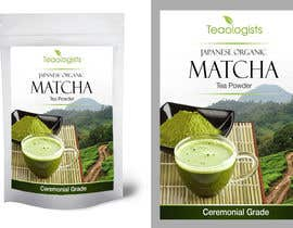 #43 for Create Packaging Design for Matcha Tea Product af Obscurus