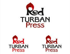#22 untuk Logo Design for Red Turban Press oleh BuDesign