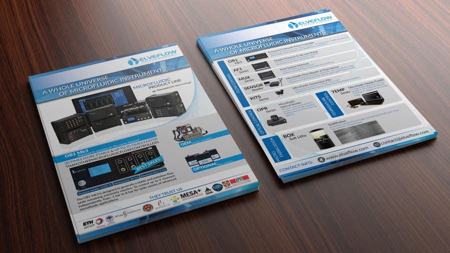 Konkurrenceindlæg #                                        14                                      for                                         Innovative Company Brochure Design