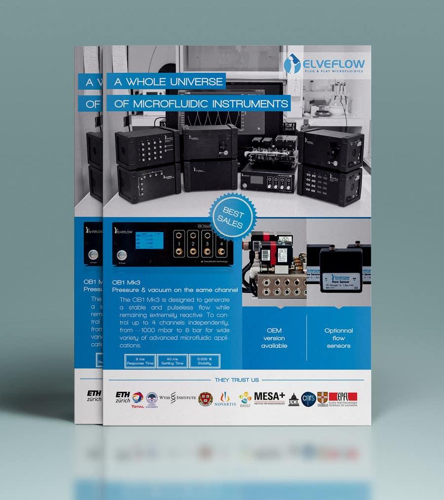 Contest Entry #                                        36                                      for                                         Innovative Company Brochure Design