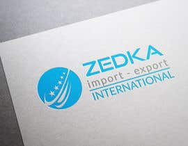 #9 for Design a Simple Logo for 'ZEDKA' by Carlitacro