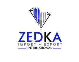 #22 untuk Design a Simple Logo for 'ZEDKA' oleh majidmaqbool7