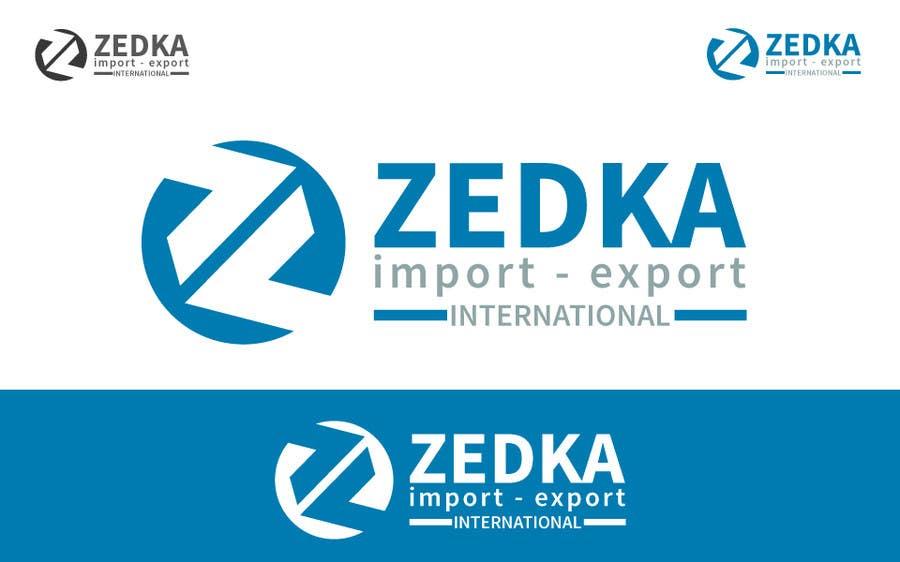 Contest Entry #34 for Design a Simple Logo for 'ZEDKA'