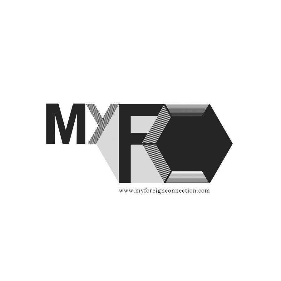 Inscrição nº 95 do Concurso para Logo Design for My Foreign Connection (MyFC)