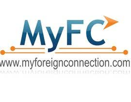 #134 untuk Logo Design for My Foreign Connection (MyFC) oleh sandanimendis