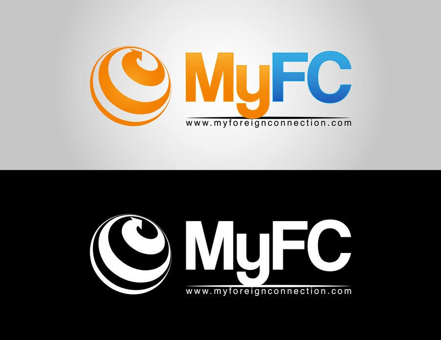 Contest Entry #                                        121                                      for                                         Logo Design for My Foreign Connection (MyFC)