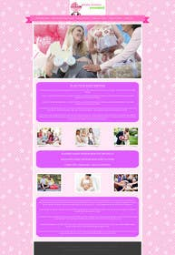 #10 cho Design a Website Mockup for planyourbabyshower.com bởi logodesire