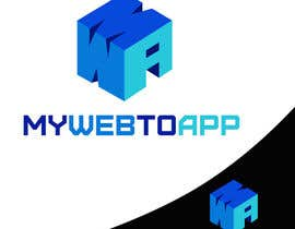 #67 for Design a Logo for a webpage mywebtoapp.com af ralfgwapo