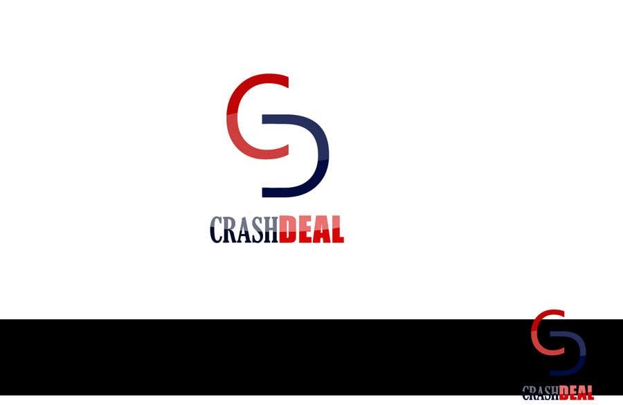Bài tham dự cuộc thi #69 cho Logo Design for CRASHDEAL