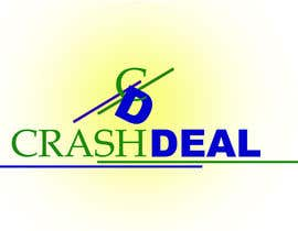 #73 para Logo Design for CRASHDEAL por devalok9628