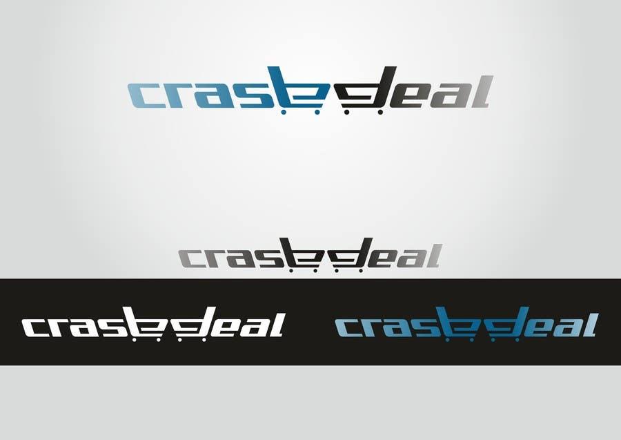 Inscrição nº 44 do Concurso para Logo Design for CRASHDEAL