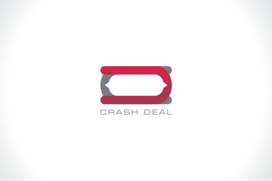 Inscrição nº 110 do Concurso para Logo Design for CRASHDEAL