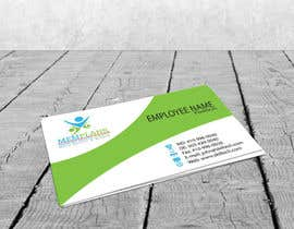 #70 for Design some Business Cards for Memplans by Dalii