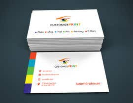 #13 for Design Business Card With Logo af sadaqatgd