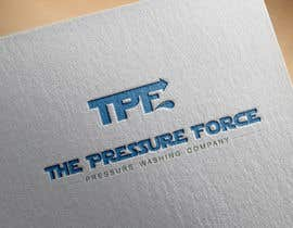 donmute tarafından Design a Logo for The Pressure Force - Pressure Washer Company için no 60