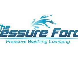 #12 untuk Design a Logo for The Pressure Force - Pressure Washer Company oleh jaywdesign