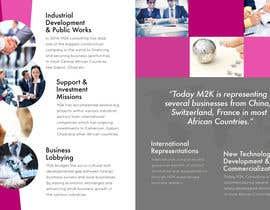 #4 for Design a Single Fold Brochure for M2K Consulting by prisampath