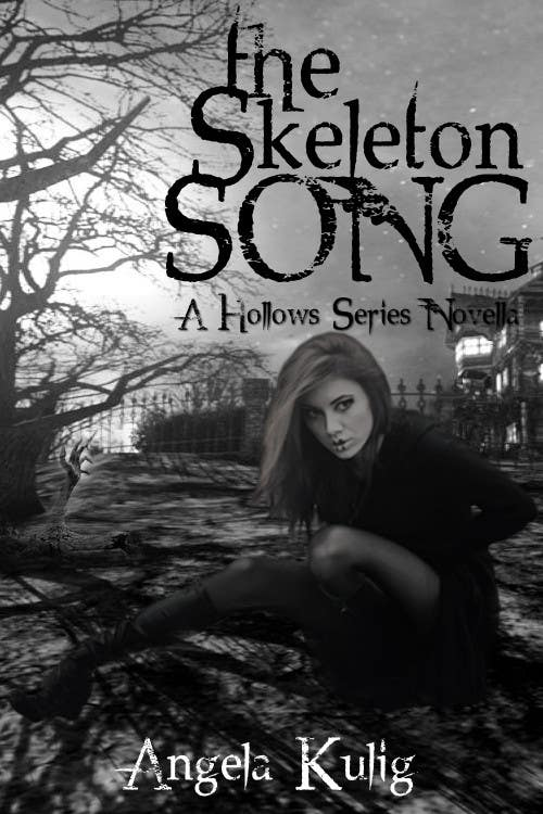 Contest Entry #50 for The Skeleton Song New Cover