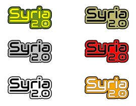 #128 for Logo Design for Syria 2.0 af sd30