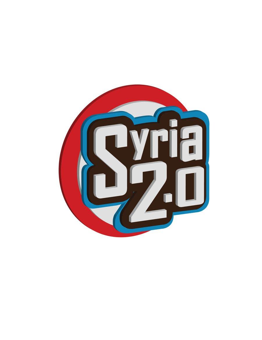 Penyertaan Peraduan #                                        118                                      untuk                                         Logo Design for Syria 2.0