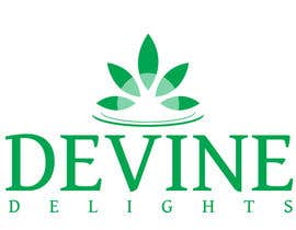 #34 for Design a Logo for Devine Delights af ryom93