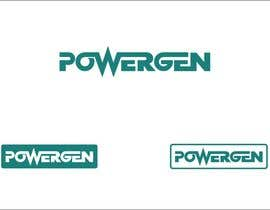 #127 for Design a Logo for PowerGen by saliyachaminda