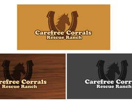 #15 for Logo Design for Carefree Corrals, a non-profit horse rescue. by jfear