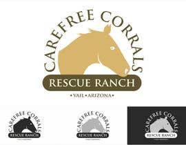 #24 for Logo Design for Carefree Corrals, a non-profit horse rescue. by Farignrooy