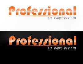 #136 for Logo Design for Professional Au Pairs Pty Ltd by shiva141995