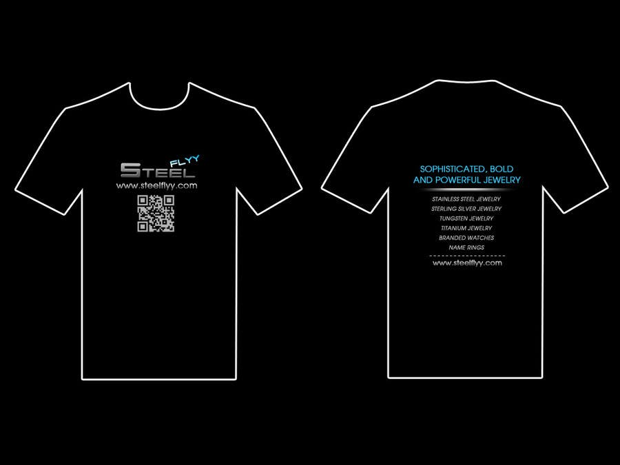 Contest Entry #28 for T-shirt Design for SteelFlyy.com