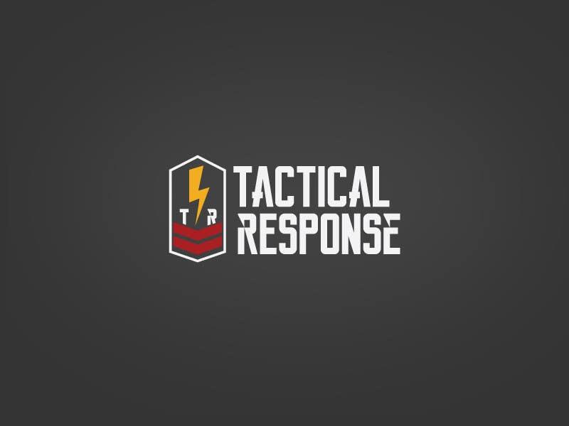 Penyertaan Peraduan #54 untuk Design a Logo for a tactical training company