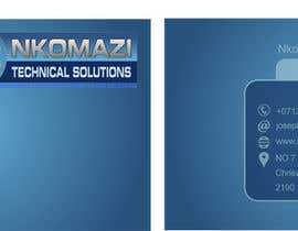 #10 untuk Design Letterhead and Business Card for a technical solutions company oleh rubel9mack