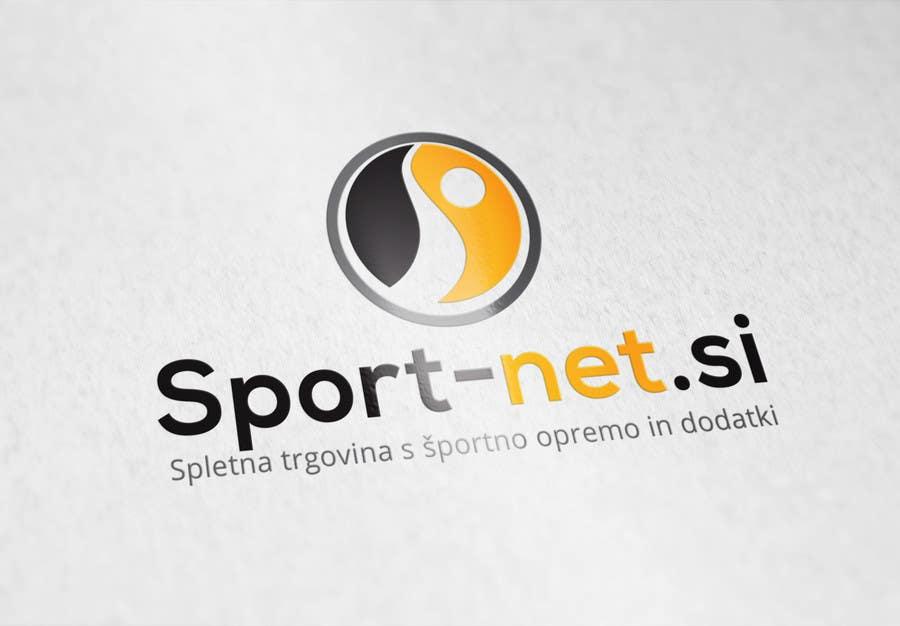 Konkurrenceindlæg #                                        76                                      for                                         Design a Logo for new online sport-shop